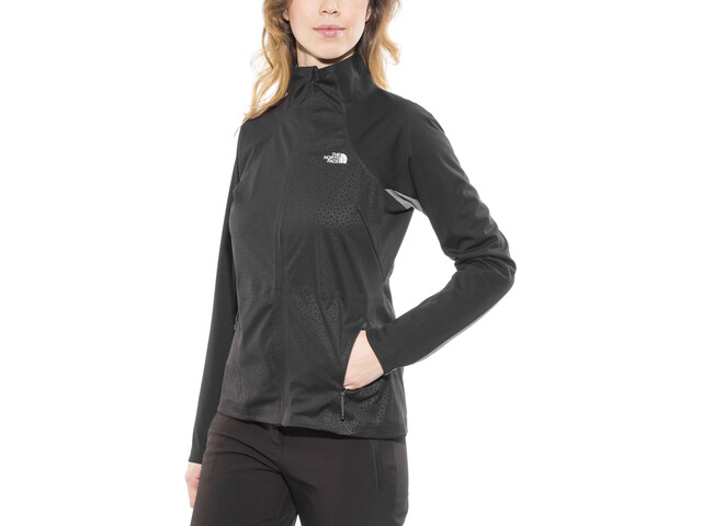 The North Face Aterpea Chaqueta Softshell Mujer, tnf black